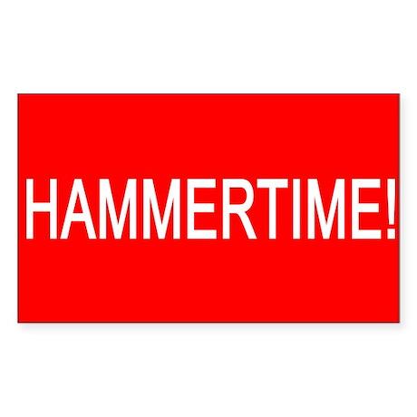 Hammertime! Sticker