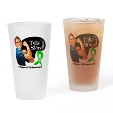 TBI Stand Drinking Glass