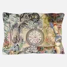 Cheshire Cat Alice in Wonderland Pillow Case
