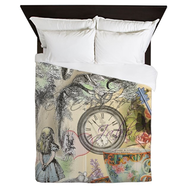 Curtains Ideas alice in wonderland curtains : Alice In Wonderland Bedding | Alice In Wonderland Duvet Covers ...