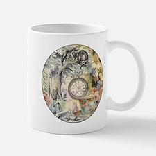Cheshire Cat Alice in Wonderland Mugs