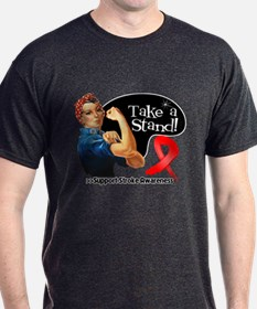 Stroke Stand T-Shirt