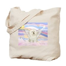 Bolognese Angel Tote Bag