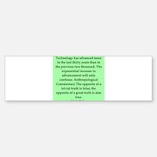 bohr.png Bumper Bumper Sticker