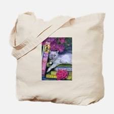 Puss 'n Boots Tote Bag
