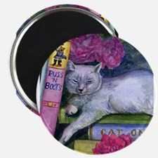 Puss 'n Boots Magnet