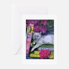 Puss 'n Boots Greeting Cards (Pk of 10)