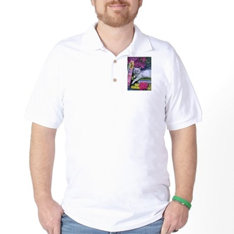 Puss 'n Boots Golf Shirt