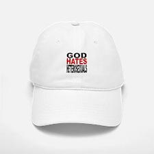 God Hates Heterosexuals Baseball Baseball Cap