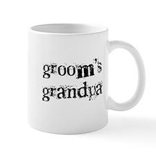 Groom's Grandpa Small Mug