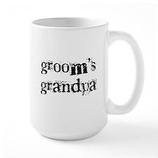 Groom's Grandpa Mug