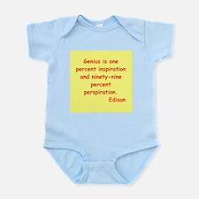 edison2.jpg Infant Bodysuit
