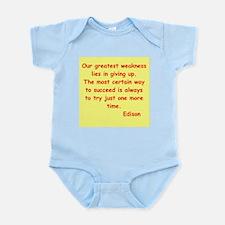 edison12.jpg Infant Bodysuit