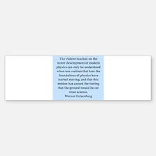 heisenberg5.png Bumper Bumper Sticker
