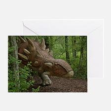 Dinosaur 3785 Greeting Card