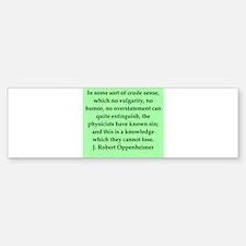 opp3.png Bumper Bumper Sticker