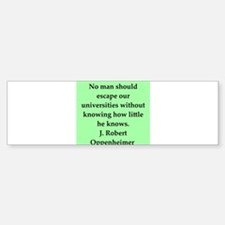 opp8.png Bumper Bumper Sticker