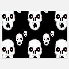 Skulls Invitations