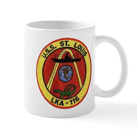 USS ST. LOUIS Mug
