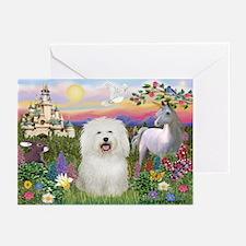Castle & Bolgonese Greeting Cards (Pk of 10)