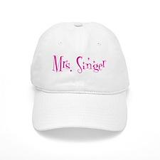 Mrs. Singer Baseball Cap