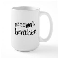Groom's Brother Mug