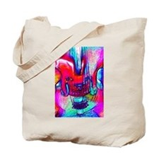 My Muse Cello in Motion Tote Bag