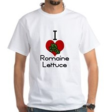 I love-heart romaine lettuce T-Shirt