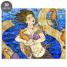 Seahorse Mermaid Puzzle