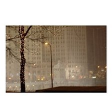 Christmas in Chicago Postcards (Package of 8)