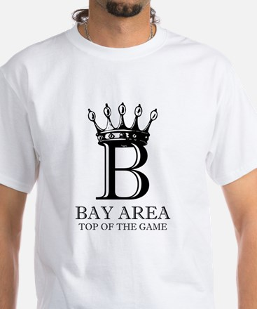 Top of the Game White T-Shirt