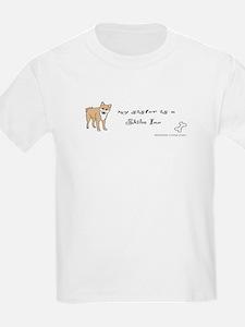 Cute Big brother dog T-Shirt