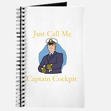 Captain Cockpit Journal