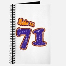 Made in 71 Journal