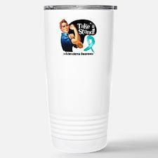 Scleroderma Stand Travel Mug