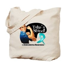 Scleroderma Stand Tote Bag