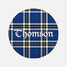 "Tartan - Thomson dress 3.5"" Button"