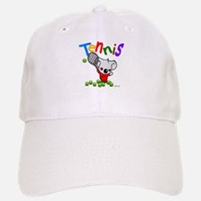 Tennis Koala Bear Baseball Baseball Cap