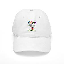 Tennis Koala Bear Baseball Cap