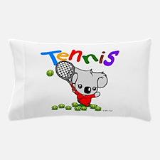Tennis Koala Bear Pillow Case
