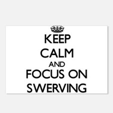 Keep Calm and focus on Sw Postcards (Package of 8)