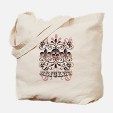 Cool Zombie birthday Tote Bag