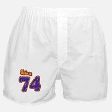 Made in 74 Boxer Shorts