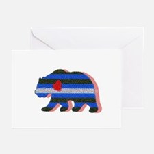 LEATHER BEAR/RED SHADOW/LEATHER FOREVER Cards10 Pk