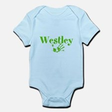 Personalized Westley Child or Baby Body Suit