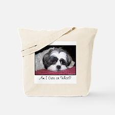 Cute Shih Tzu Dog Tote Bag