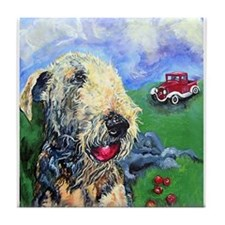 Airedale Tile Coaster