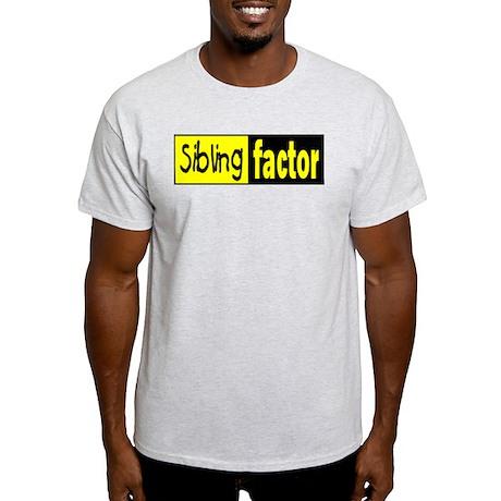sibling factor Light T-Shirt