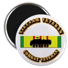 VN Vet - VCM - Mech Inf Magnet