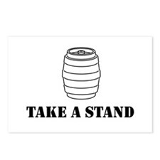 Take A Stand Postcards (Package of 8)